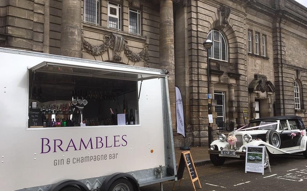 Brambles mobile events bar